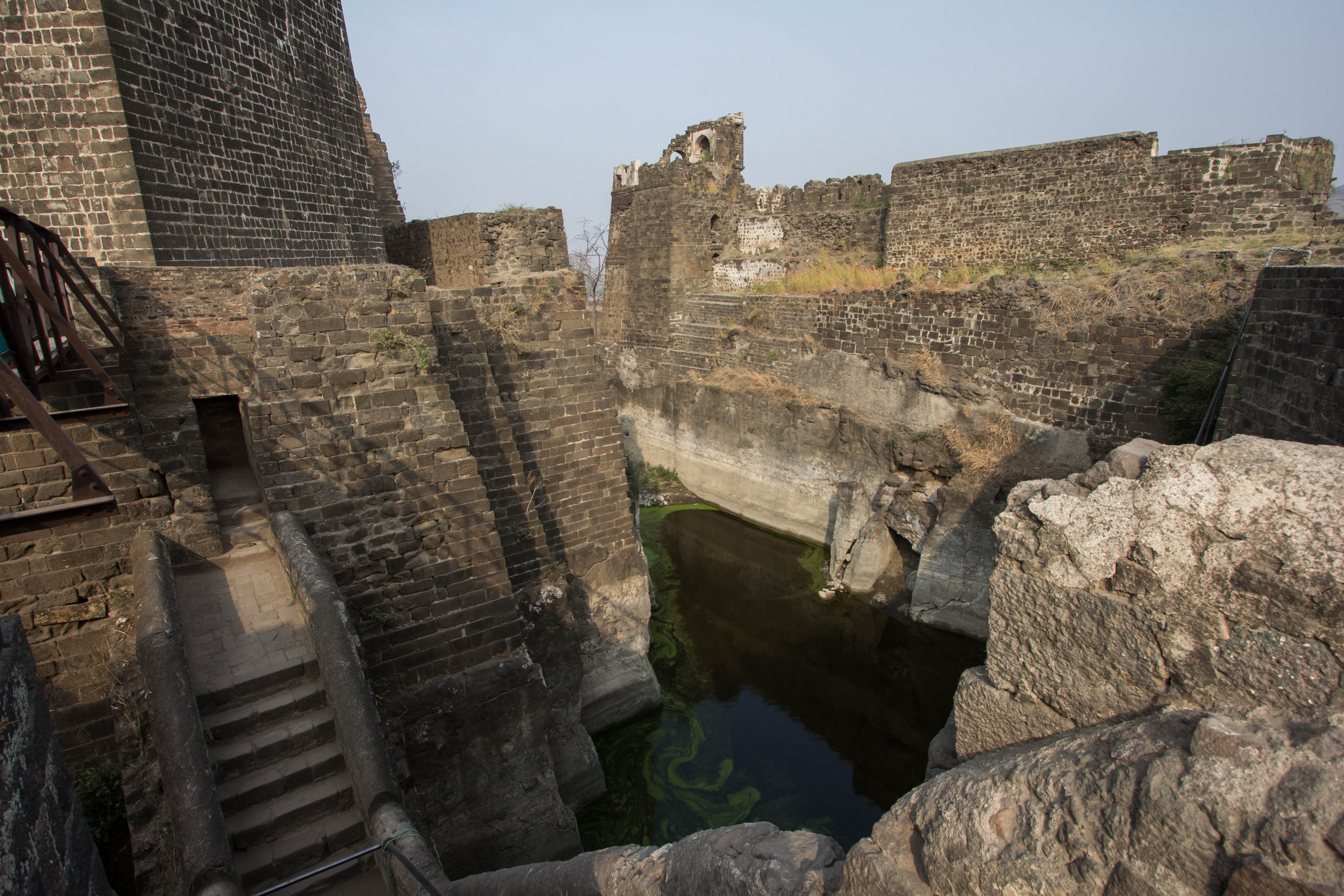 Daulatabad India  City new picture : Daulatabad Fort, Aurangabad, India | Cooking in Tongues
