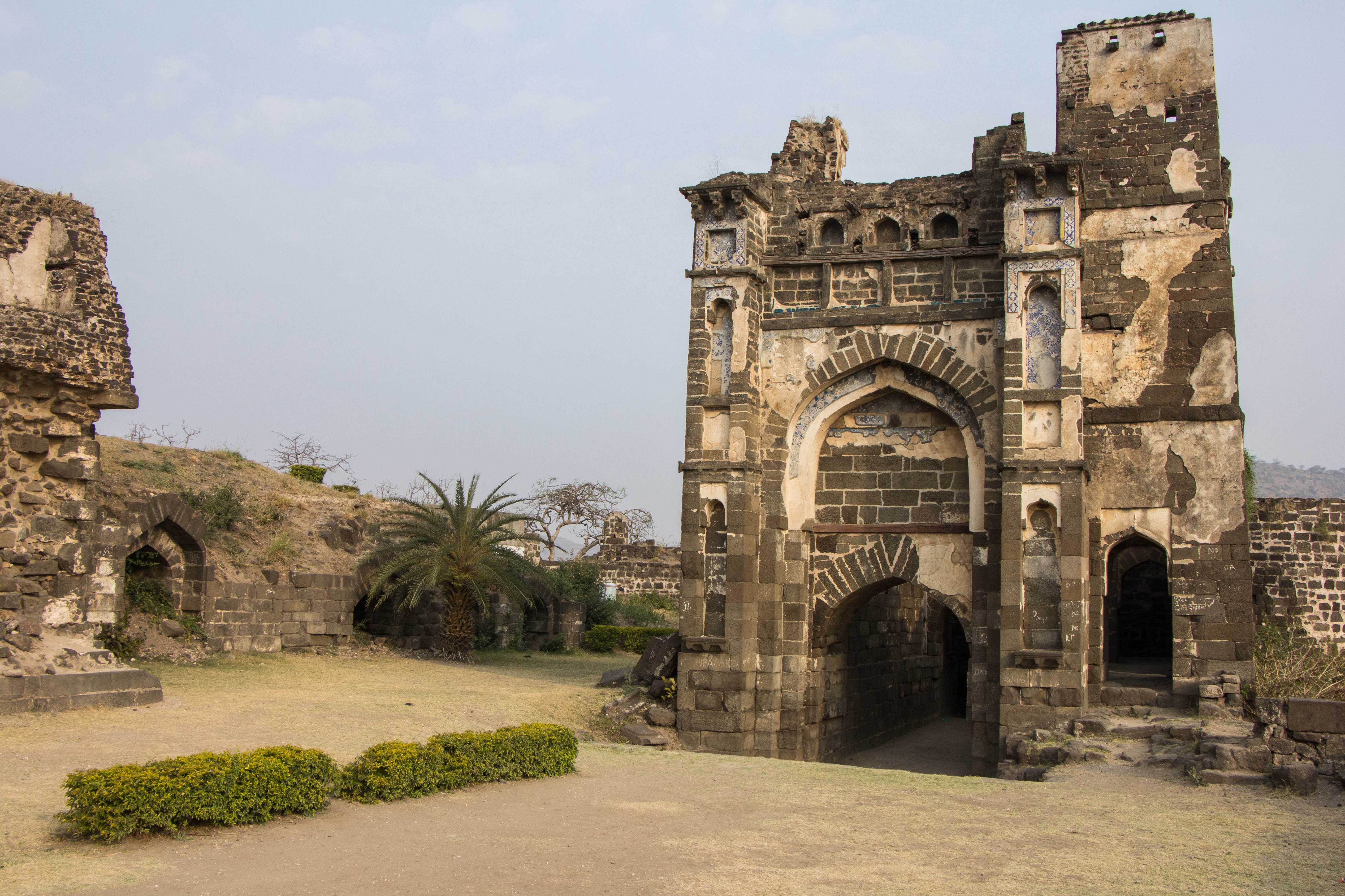 Daulatabad India  city photos : Daulatabad Fort, Aurangabad, India | Cooking in Tongues