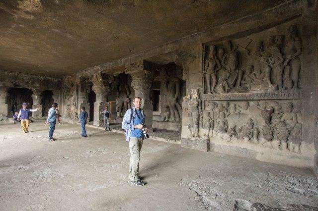 Ellora Caves - cave 21
