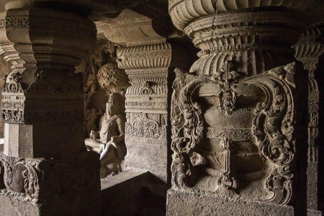 Ellora Caves - Jain group