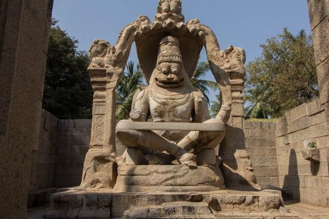 Narashimha Statue