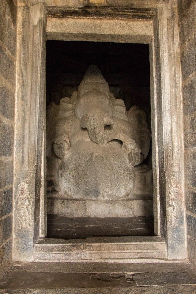 Kadalekalu Ganesha