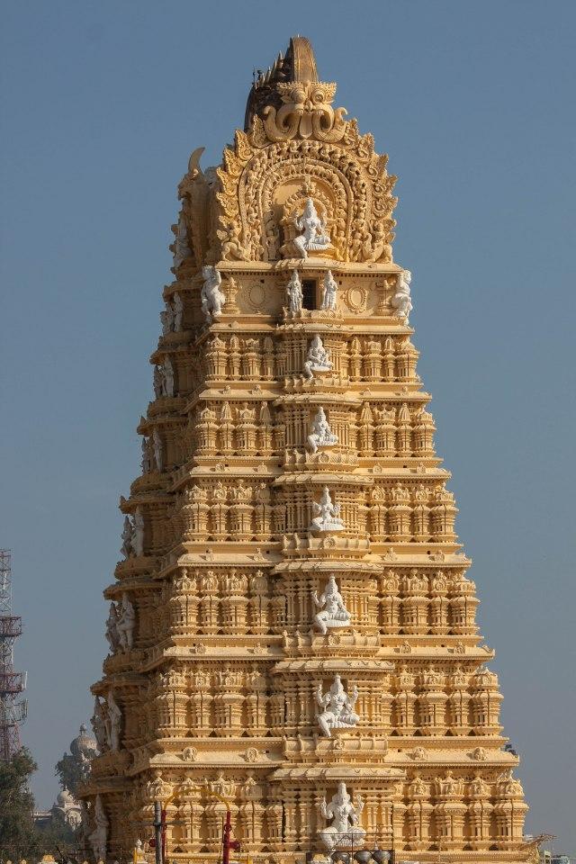 Chamundi Hill - Sri Chamunderwari Temple