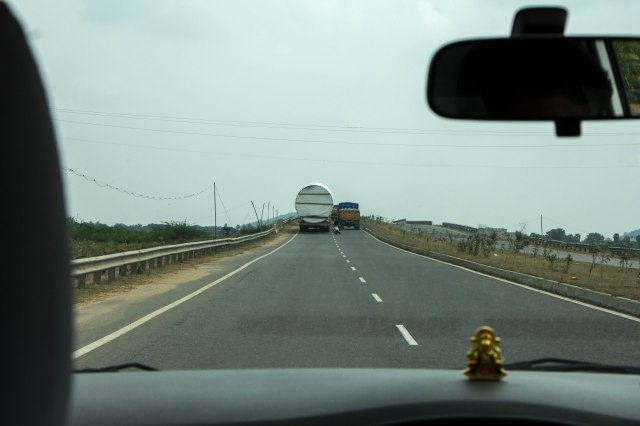 Drive from Trichy to Madurai