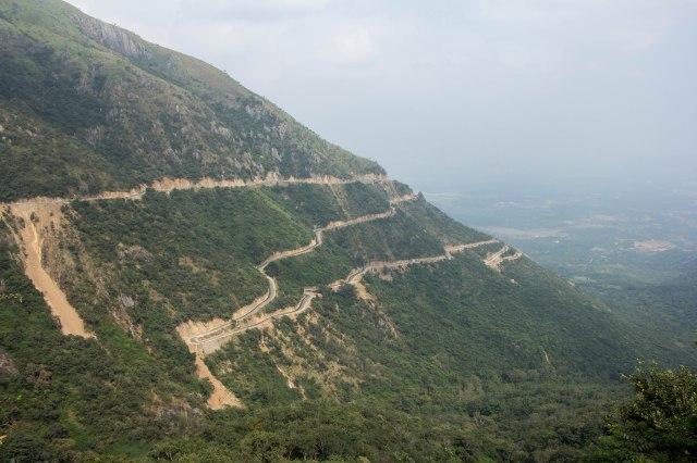 Drive to Munnar