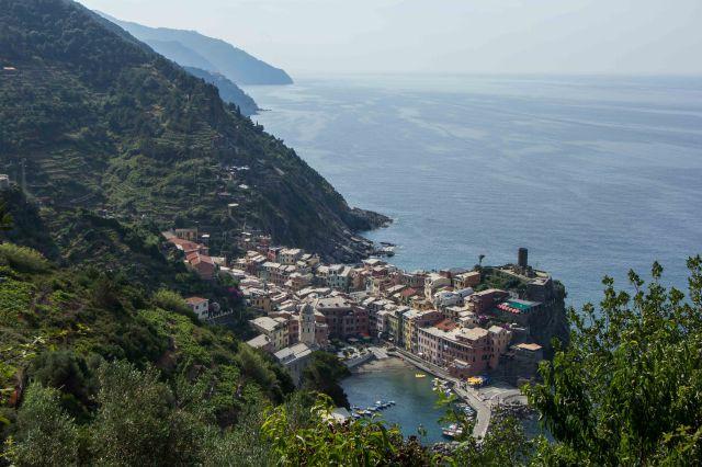 Cinque Terre - Vernazza to Monterosso