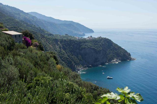 Cinque Terre - Vernazza to Corniglia