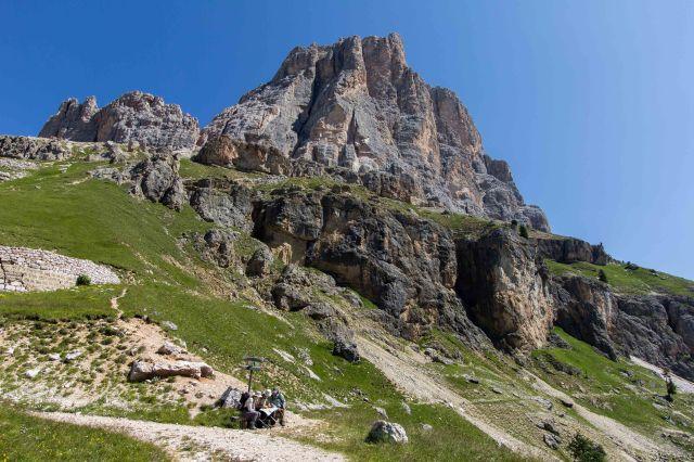 Cortina - Hike from Ristorante da Strobel to Rifugio A Dibona
