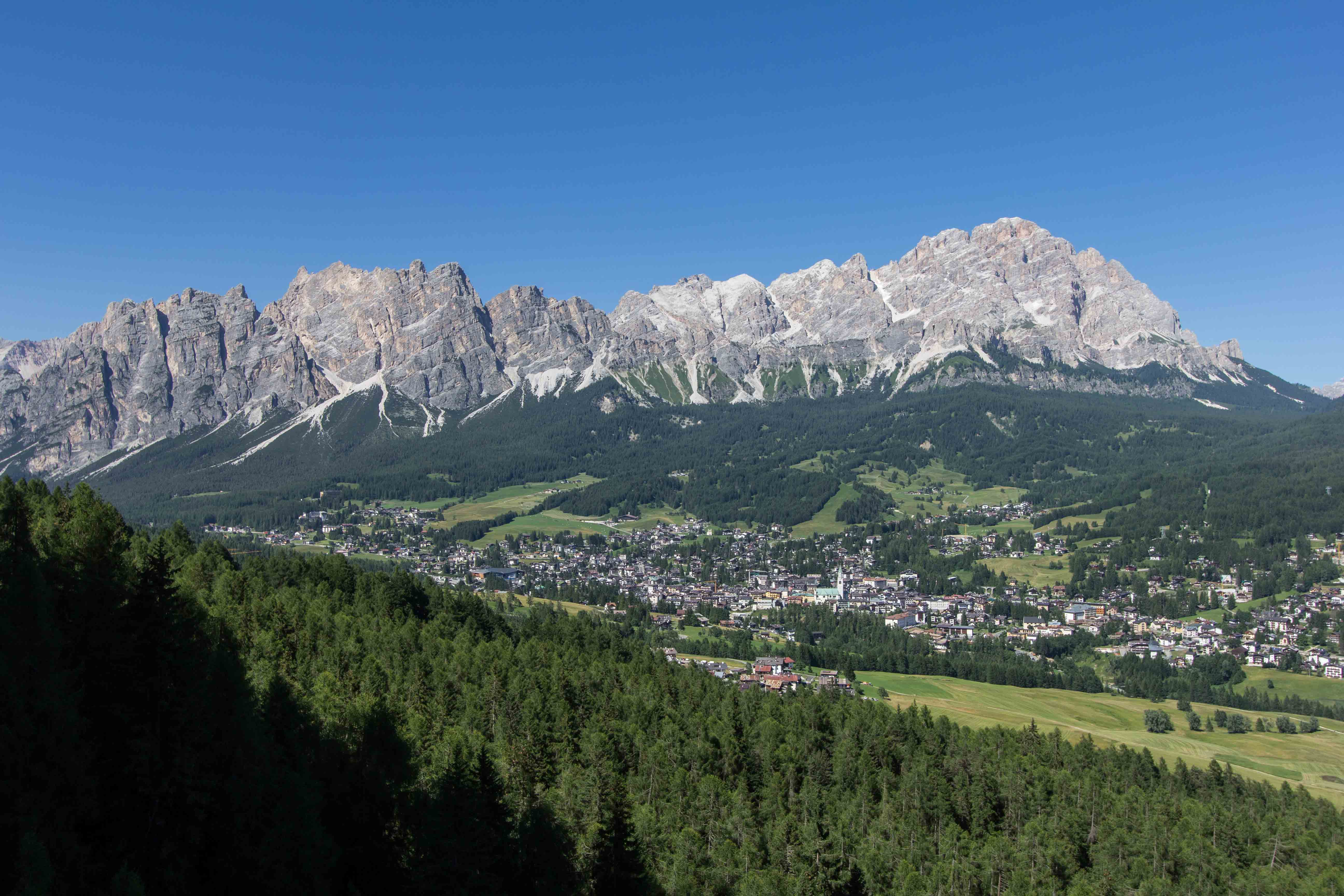 Hiking the Dolomites – Home Base Cortina, Italy | Cooking ...