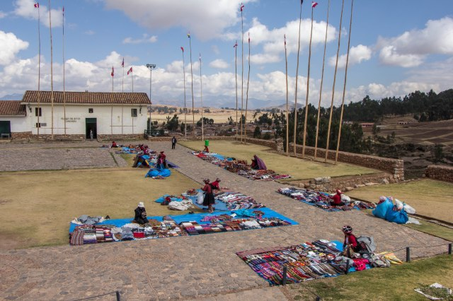 Sacred Valley - Chinchero