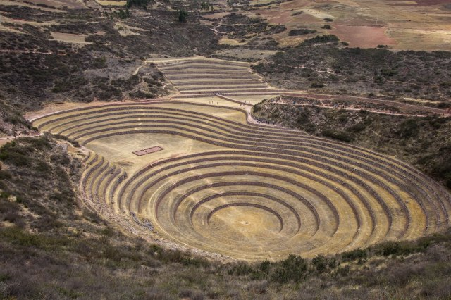 Sacred Valley - Moray