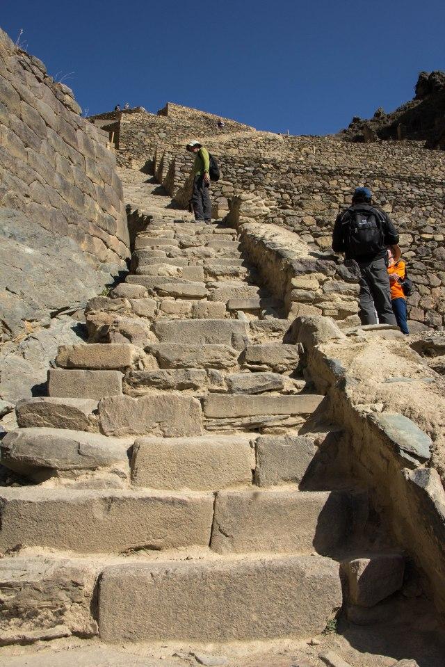 Ollantaytambo - ruins