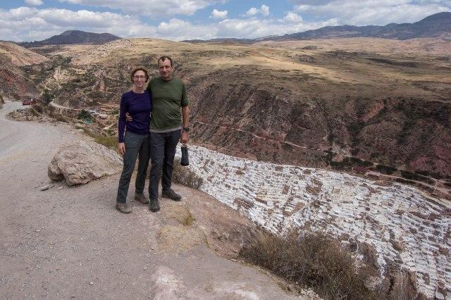Sacred Valley - Salineras de Maras