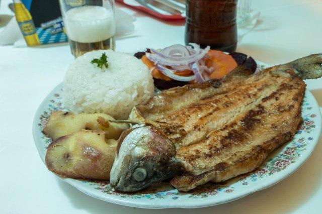 Restaurant Laguna Azul