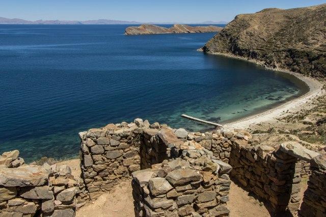 Isla Del Sol - Chincana ruins
