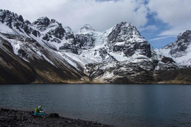 condoriri Trek  - Laguna Chiar Khota