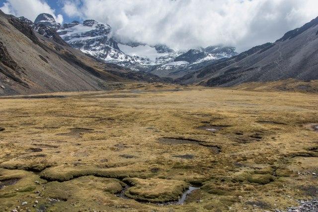 Condoriri Trek  - Laguna Chiar Khota to Maria LLoco