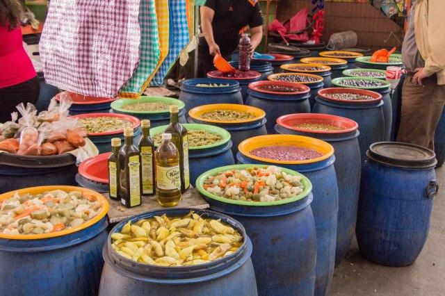 Arica - Market