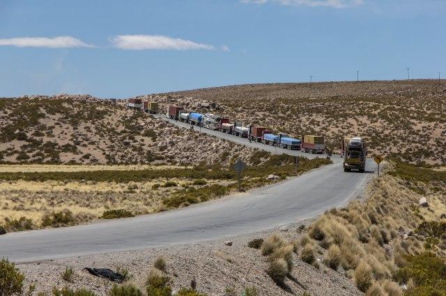 Chile / Peru Border