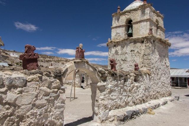 Village of Parinacota