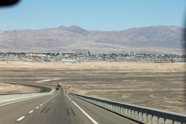 Drive to San Pedro de Atacama - Calama