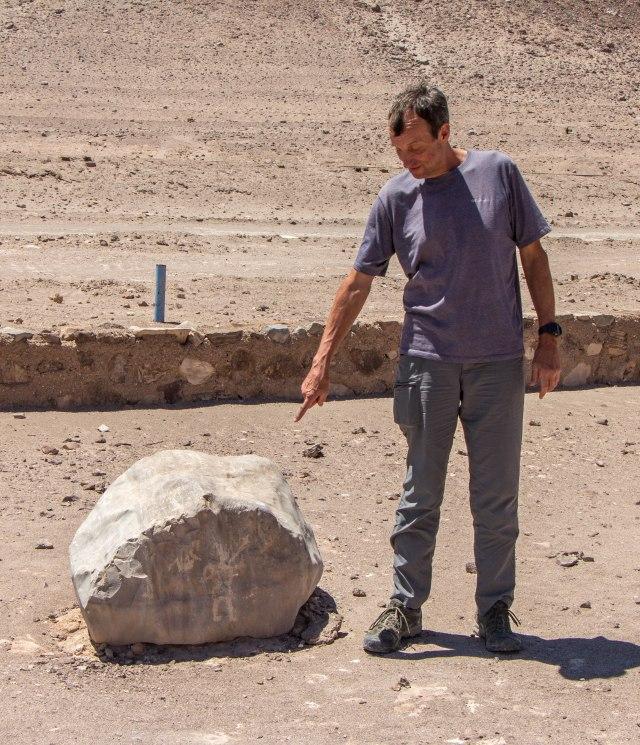 Petroglyphs of Clartoco