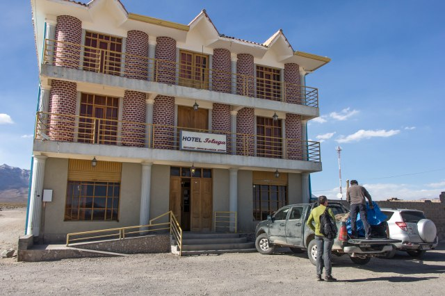 Colchane - Hotel Isluga