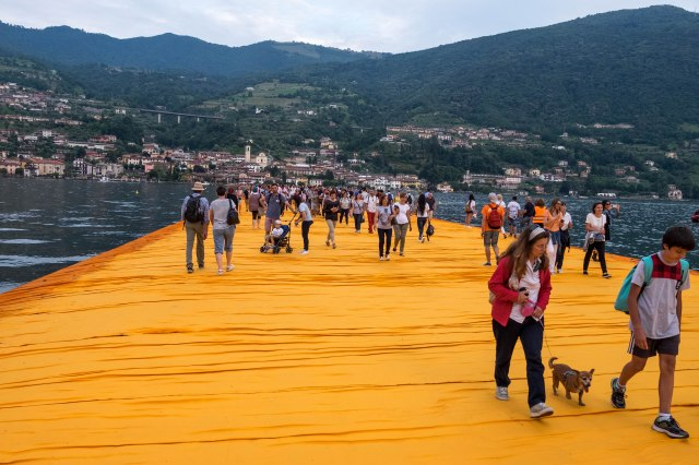 Floating Piers-2