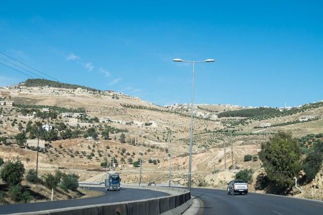 Drive to Jerash