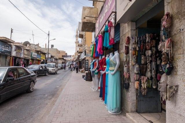 Streets of Madaba