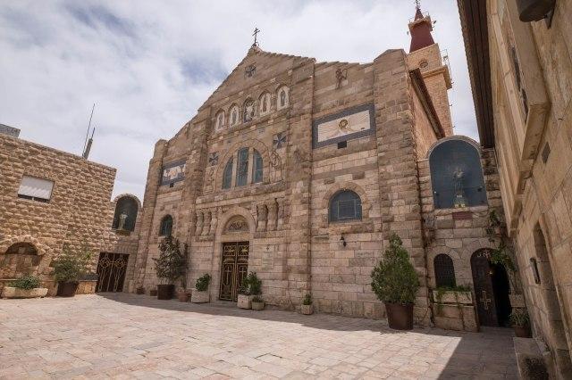 Shrine of the Beheading of John the Baptist