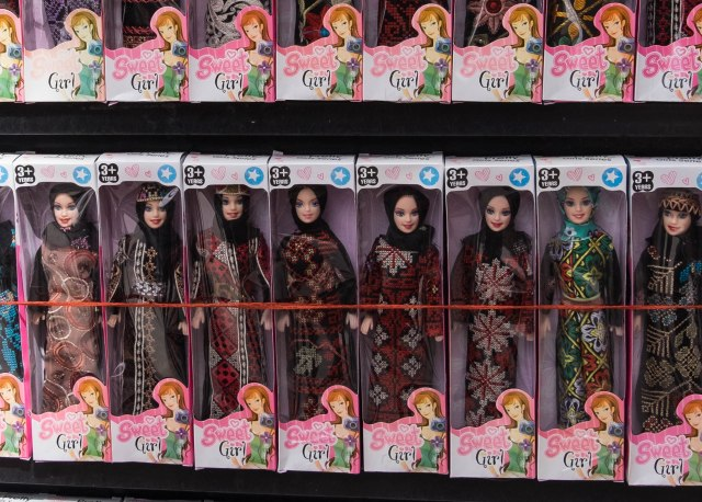 Madaba - Muslim Barbie