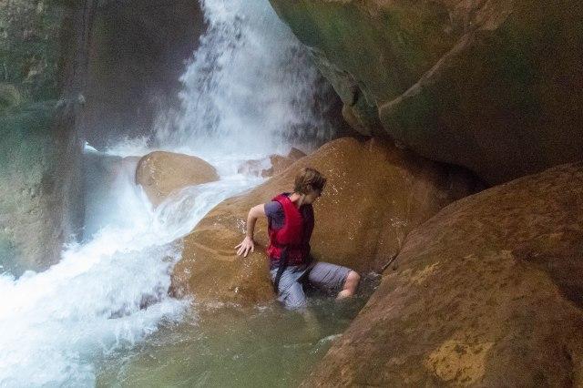 Mujib Biospere Reserve - Siq Trail