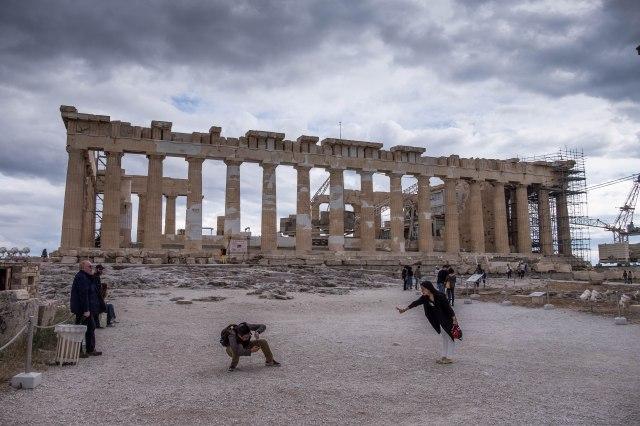 Acropolis - The Parthenon