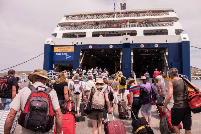 ferry-strike
