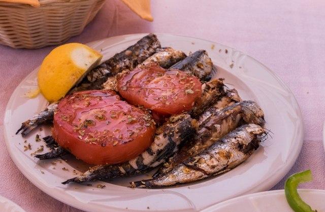Lunch at Cape Terano