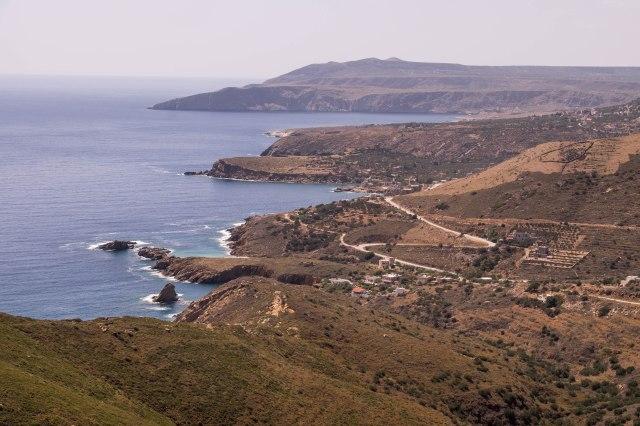 Vathia - Mani Peninsula - West coast