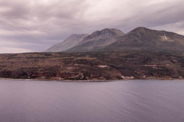 Mani Peninsula - West coast