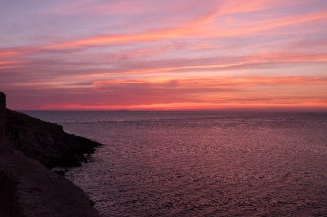 Monemvasia - sunrise