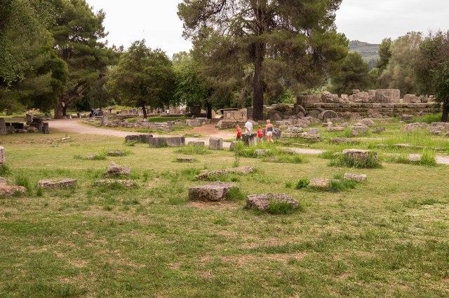Sanctuary of Olympia