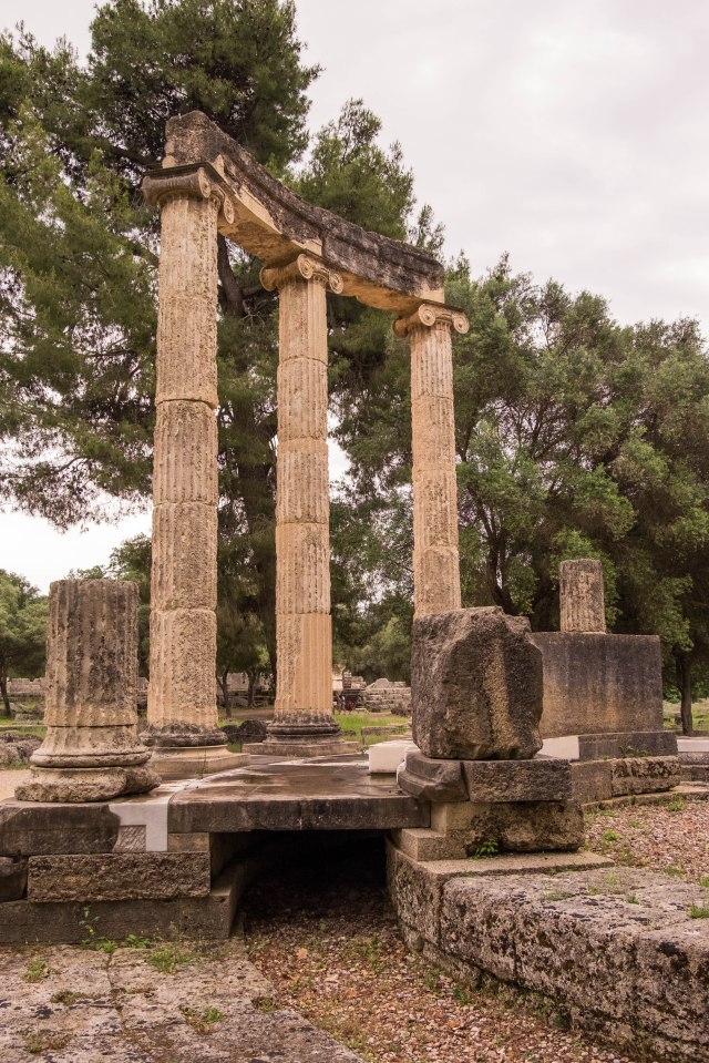 Sanctuary of Olympia