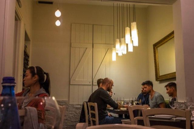 Athens - Mani Mani Restaurant