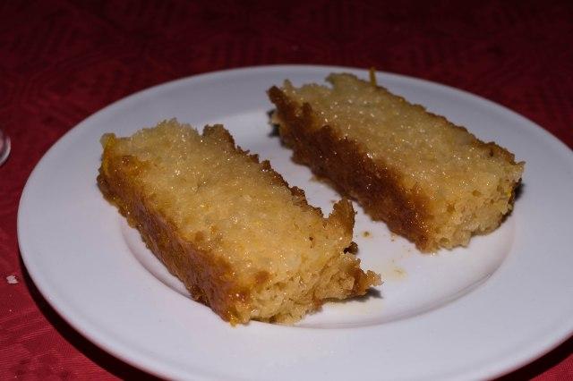 Matoula Taverna - orange cake