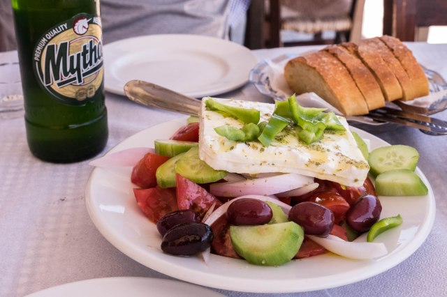 Botsalo Taverna  - Greek Salad