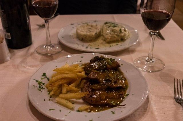 Taverna To Patriko Mas - Pork Special