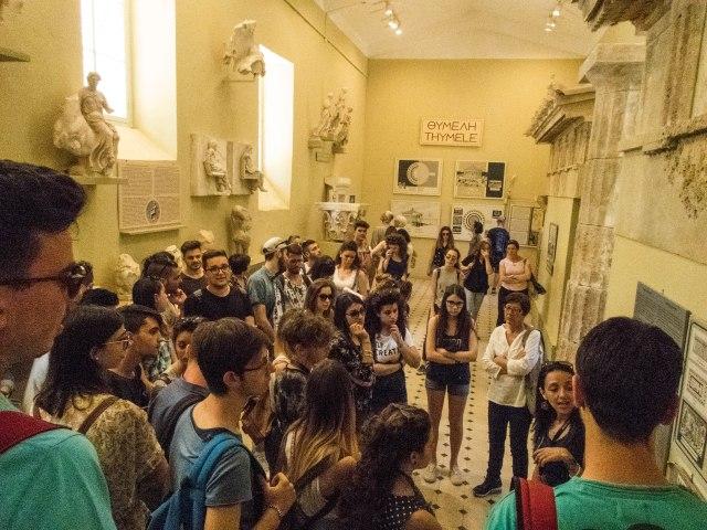 Epidavros - museum