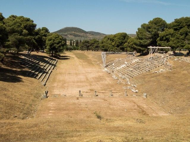 Epidavros - Stadium