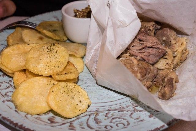 Aiolos Taverna - baked lamb
