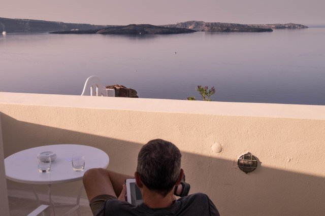 Oia - Canaves Hotel