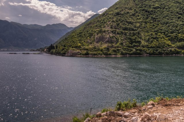 Bay of Kotor - Verige Strait